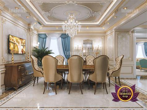 classic dining room decoration luxury interior design