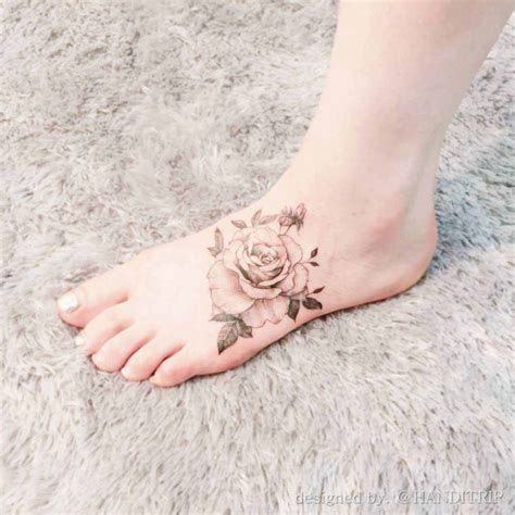 antique rose tattoo vintage best ideas gallery