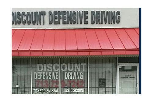 defensive driving texas coupon