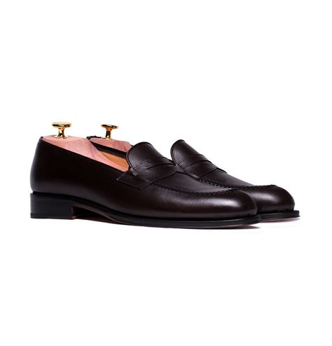 loafers singapore brown loafers slip on carl oak singapore