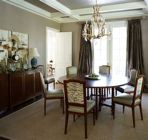 brown dining room dining room drapes dining room traditional with brown