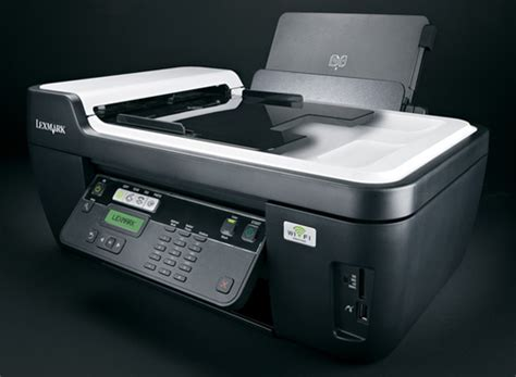 Lexmark All In One Printer S405 all in one multi function lexmark interpret s405 wireless printer 4 in 1 was sold for r400