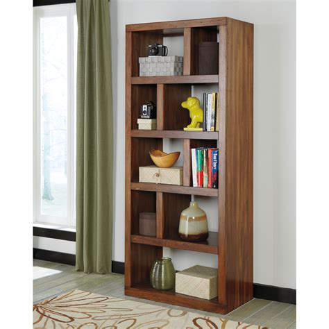 signature design by lobink home office bookcase