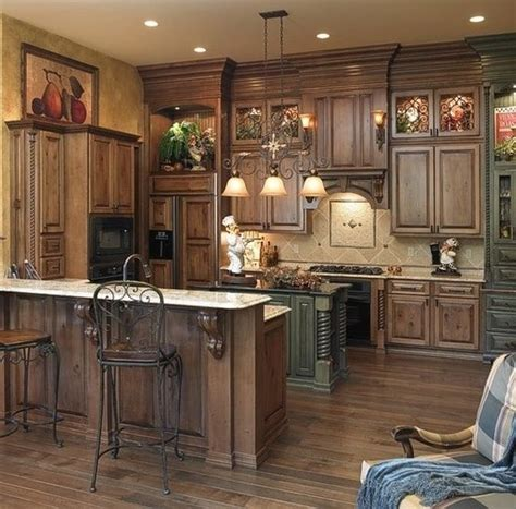 Rustic Kitchen Cabinets 25 Best Ideas About Walnut Kitchen Cabinets On Pinterest Walnut Kitchen Stained Kitchen