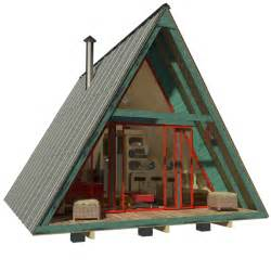 A Frame House Plans With Loft by A Frame Cabin Plans With Loft