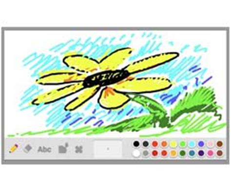 Browser Based Drawing Program