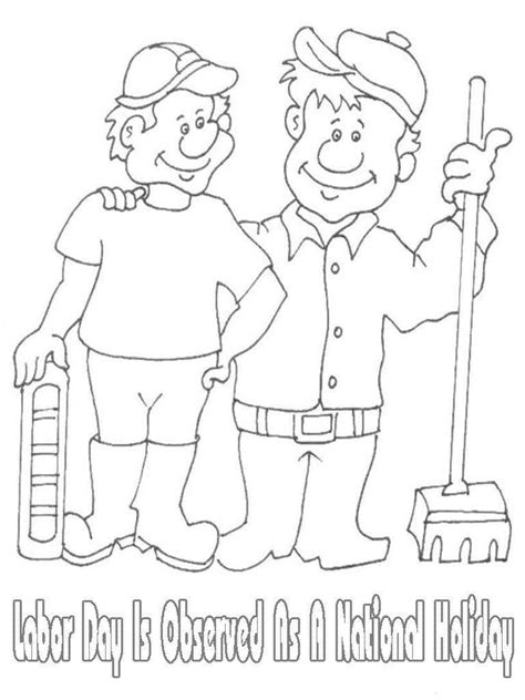 Labor Day Coloring Pages - Best Coloring Pages For Kids Eagle Coloring Pages Free
