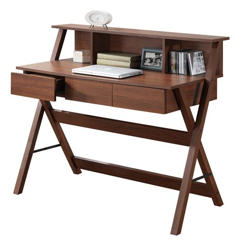 low profile desk l upc 776069994085 corliving folio three desk with