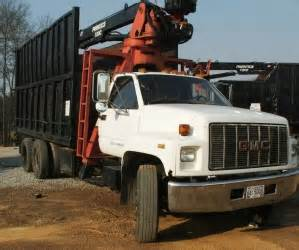 Truck Accessories Business For Sale Used 1994 Gmc Grapple Truck Kodiak For Sale Grapple