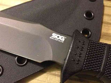 sog seal pup vs seal pup elite sog seal pup elite sheath sog seal pup elite custom kydex