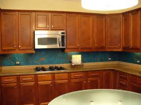 Copper Kitchen Backsplash by Kitchen Copper Backsplash Tile Kitchen Design Photos