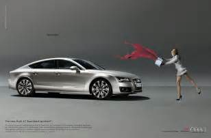 audi a7 jealousy paint ads of the world