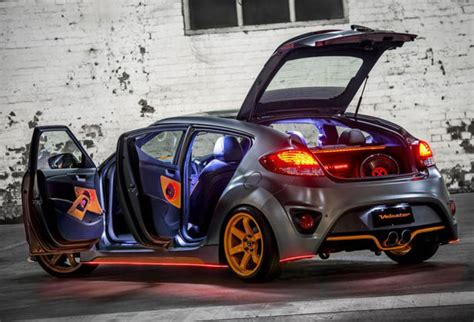 Hyundai Veloster Aftermarket Turbo by Aftermarket Veloster Turbo Aftermarket Parts