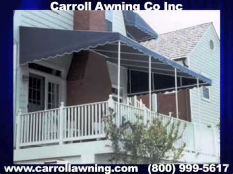 Carroll Awning Company by Videa U緇ivatele Superpagessupervideo Beatzone Cz