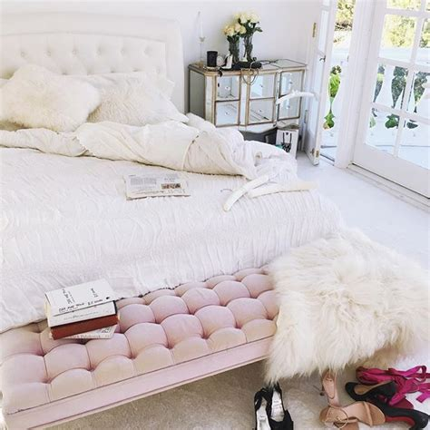 pink fur comforter 17 best ideas about dusty pink bedroom on pinterest