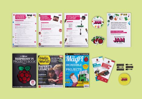 Starterkit Jam request a raspberry jam starter kit raspberry pi