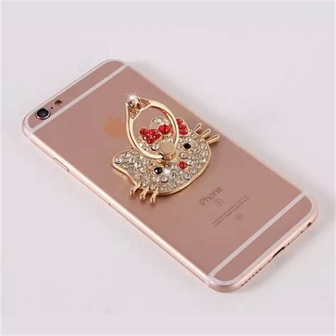 Stand Handphone Hp Rotating Metal Ring Mobile Phone Shp004 universal mobile cell phone finger ring holder 360 rotates smartphone finger ring stent holder