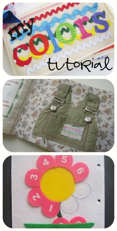 Handmade Baby Book Ideas - 85 baby gifts to make tip junkie