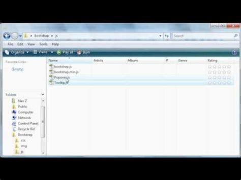 tutorial bootstrap popover twitter bootstrap tutorial 8 popover youtube