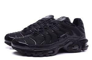 imagenes nike tn nike air max plus tn tuned black all sizes brand new