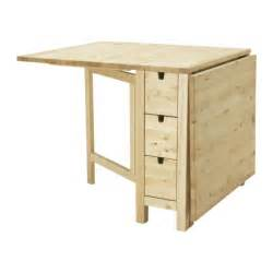 Small Folding Table Ikea Norden Gateleg Table Ikea