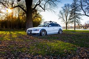 Stanced Audi Allroad Stanced Allroad Ultime