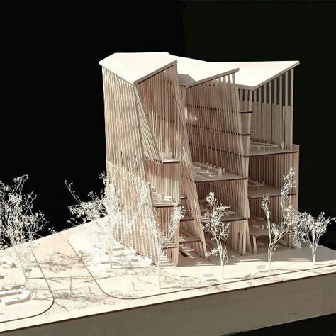 section model architecture 17 best images about architectural models on pinterest