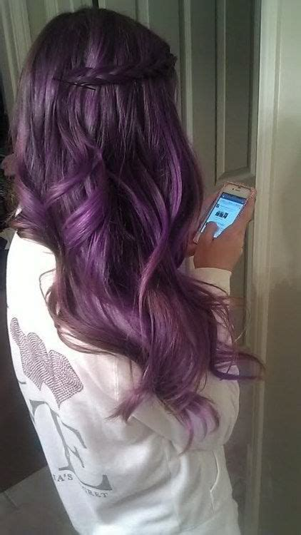 debs hairstyles diy best 25 best purple hair dye ideas on pinterest best