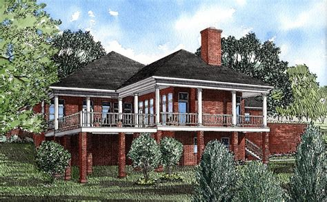 Lakeside House Plans by Lakeside Home Plan 59198nd Architectural Designs