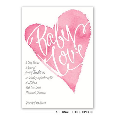 Baby Shower Invitations by All My Baby Shower Invitation Invitations By