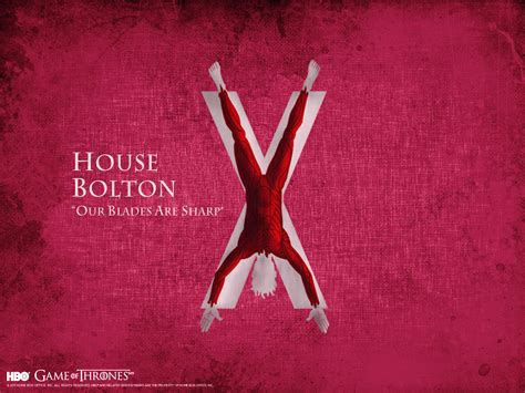house bolton sigil game of thrones season 3 hbo page 32 the ill community