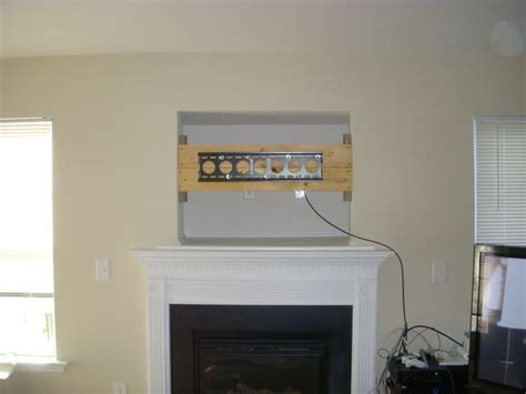 cable box  fireplace wires   kitchen