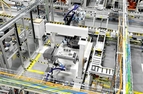 ford lima engine plant abb robotics nabs ford manufacturing excellence award