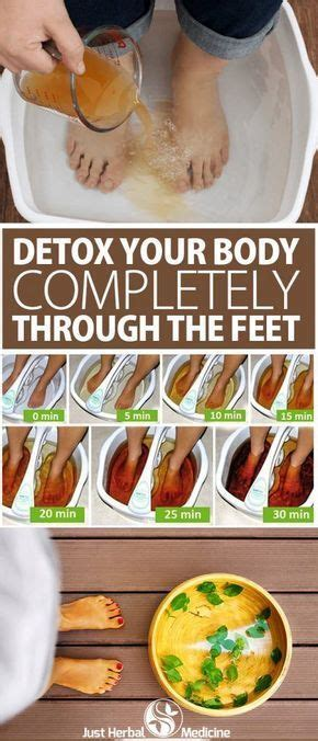 Detox Through Your by Detox Your Completely Through The Here Is How