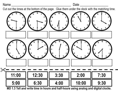 telling time worksheets for 2nd grade images about horas on pinterest telling time clocks and