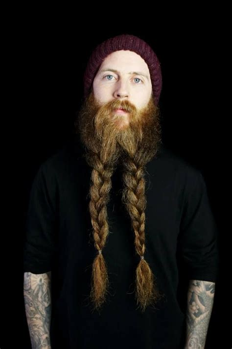 viking braided sideburns 76 best beard and moustache how tos images on pinterest