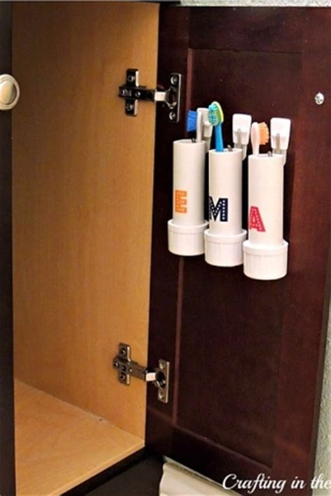 rv bathroom storage ideas 44 cheap and easy ways to organize your rv cer
