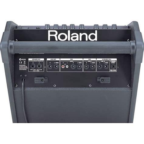 Monitor Roland roland pm 30 drum monitor w subwoofer 2 satellite speakers reverb