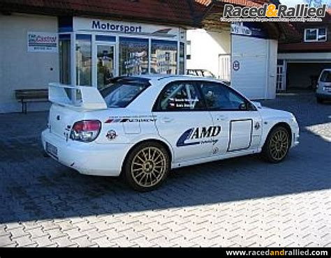 subaru rally parts for sale subaru impreza wrx sti n12 rally cars for sale at raced