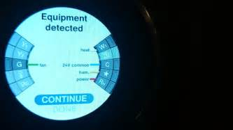 setup nest thermostat flowthrough buypass humidifiers