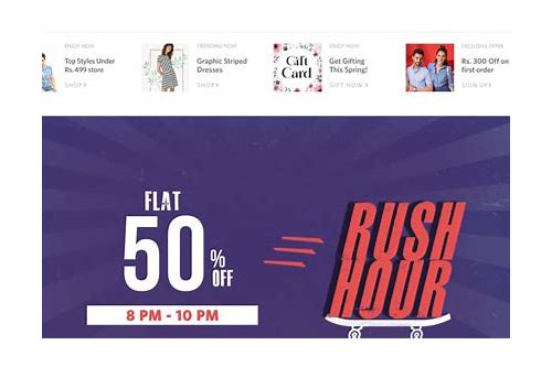 myntra coupon for new users