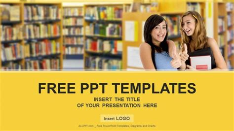 powerpoint templates for students library students education powerpoint templates