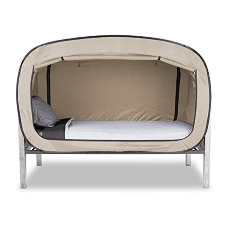 privacy pop bed tent twin privacy pop bed tent twin tan in the uae see prices reviews and buy in dubai