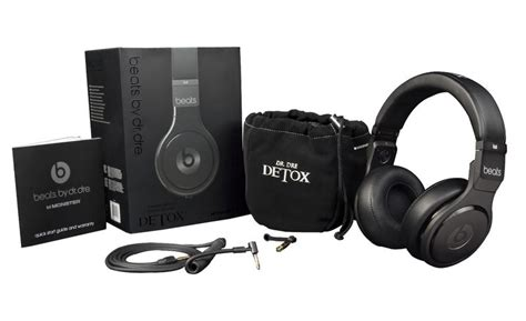 Beats Pro Detox Edition Price by Beats By Dre Detox Limited Edition Image 649147