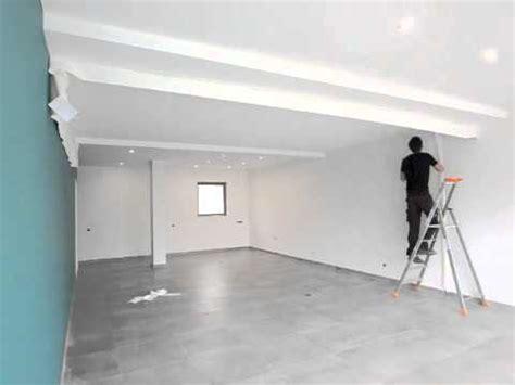 Clipso Plafond pose d un plafond tendu clipso