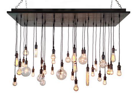 Edison Style Dining Room Lighting Industrial Chandelier Rustic Lighting Modern Chandelier