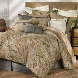 Bedroom Comforters Piedmont Paisley Comforter Bedding