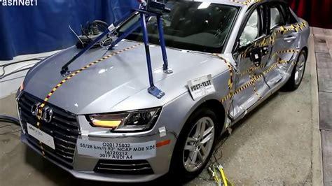 Audi A5 Crashtest by Audi A5 2018 Crash Test