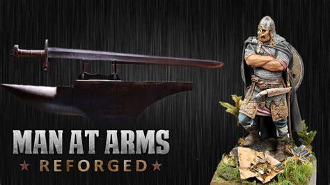at arms ulfberht viking sword at arms reforged