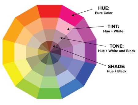 tone color is synonymous with color theory 101 how to choose the right colors for your